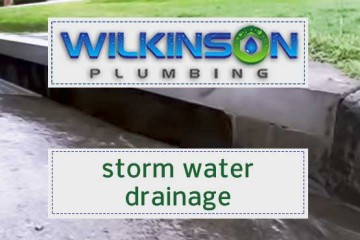 All plumbing and gas fitting services in adelaide for Residential stormwater drainage solutions